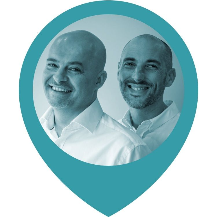 Unmatched learning sector experience: Nick Bate and Nick Jones
