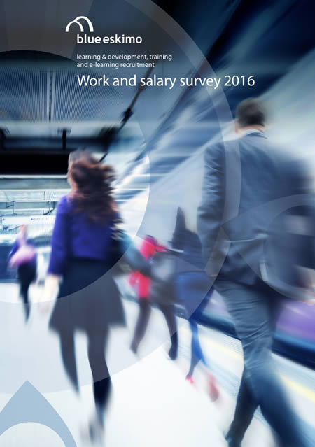Learning industry salary and work survey 2016